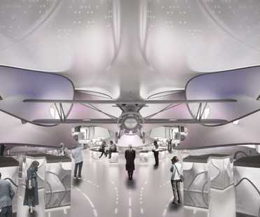 Zaha Hadid Architects Mathematikgalerie im Science Museum London