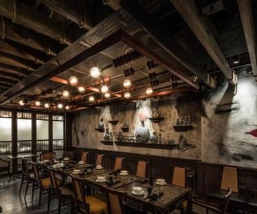 MOTT32 von Joyce Wang Studio ist als World Interior of the Year 2014 ausgezeichnet worden