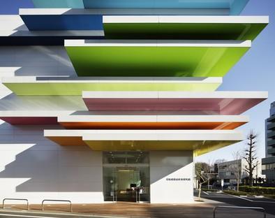 Sugamo Shinkin Bank Series von Emmanuelle Moureaux Architecture + Design