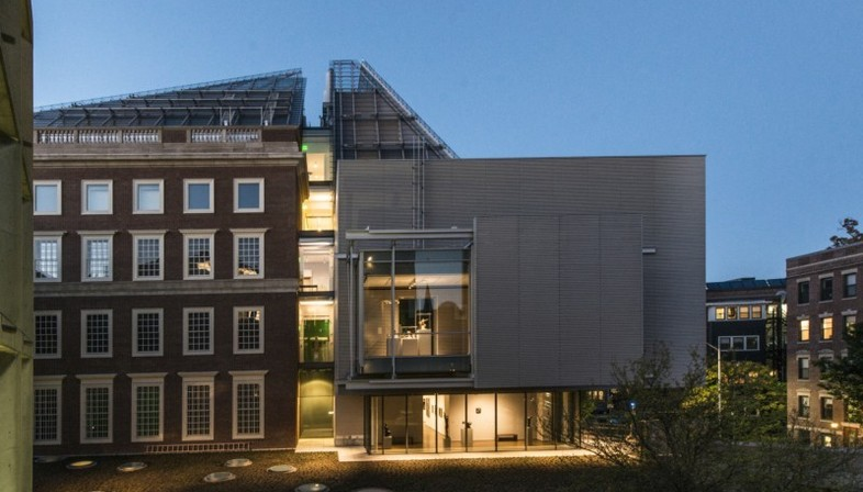 Renzo Piano Harvard Art Museums