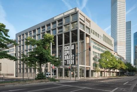 gmp Theaterwerkstätten der Städtische Bühnen Frankfurt