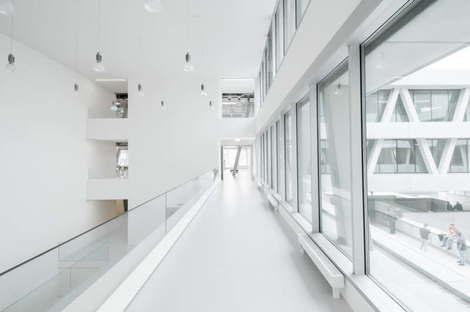 AllesWirdGut Architektur, Zentrum für Technologie und Design in St.Pölten Österreich