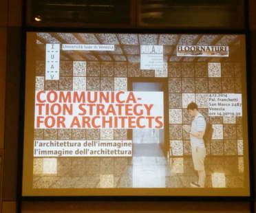 Konferenz in Venedig Die Architektur des Bildes – Das Bild der Architektur
