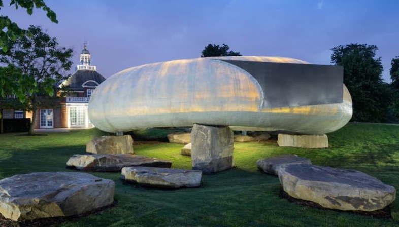 Der Serpentine Pavilion 2015 von Selgas Cano Architecture