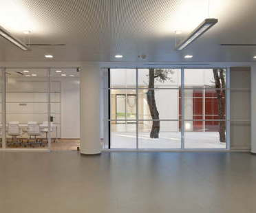 Alvisi Kirimoto neuer Sitz der Firmenleitung Molino Casillo in Corato