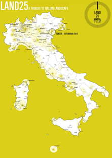 Ausstellung Land25 A Tribute to Italian Landscape Venedig