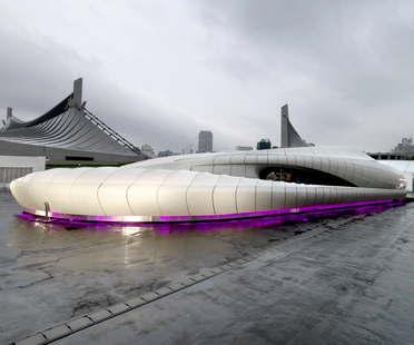 Ausstellung Archimode 6 architectures pour la mode villa Noailles