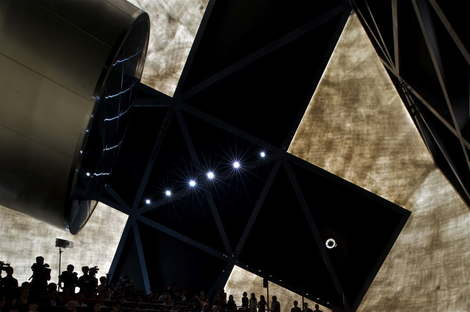 Prada Transformer — OMA, Rem Koolhaas
