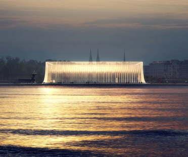 Guggenheim Helsinki Design Competition die 6 Finalisten