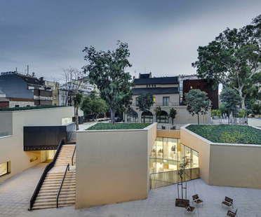 David Baena und Toni Casamor gewinnen den Preis Ciutat de Barcelona d'Arquitectura