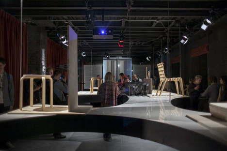 SuperSurfaceSpace Ausstellungsraum der Gruppe Iris in Moskau