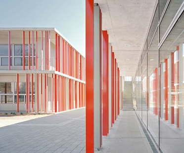 Ausstellung Zwischen Innen und Außen wulf architekten in der Architektur Galerie Berlin