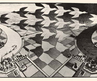 Escher-Ausstellung im Palazzo Albergati Bologna