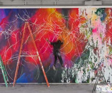Snøhetta gestaltet das Atelier des Künstlers José Parlá in Brooklyn