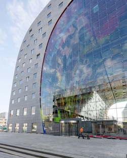 Mvrdv Markthal Rotterdam © Ossip van Duivenbode