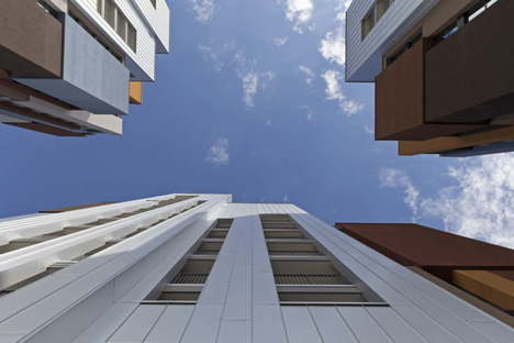 Expo Village von MCA Mario Cucinella Architects, Teknoarch, B22 und Pura fertig