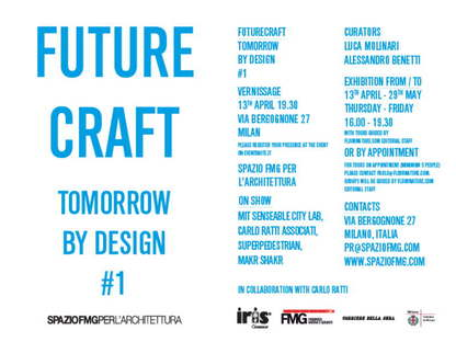 SpazioFMG Futurecraft Tomorrow by Design #1