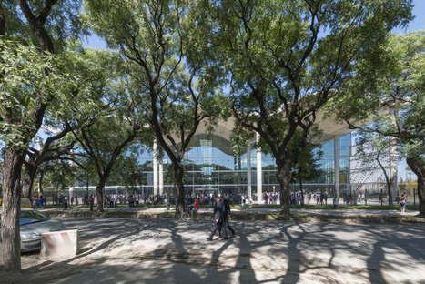 Foster eröffnet Ciudad Casa de Gobierno Buenos Aires
