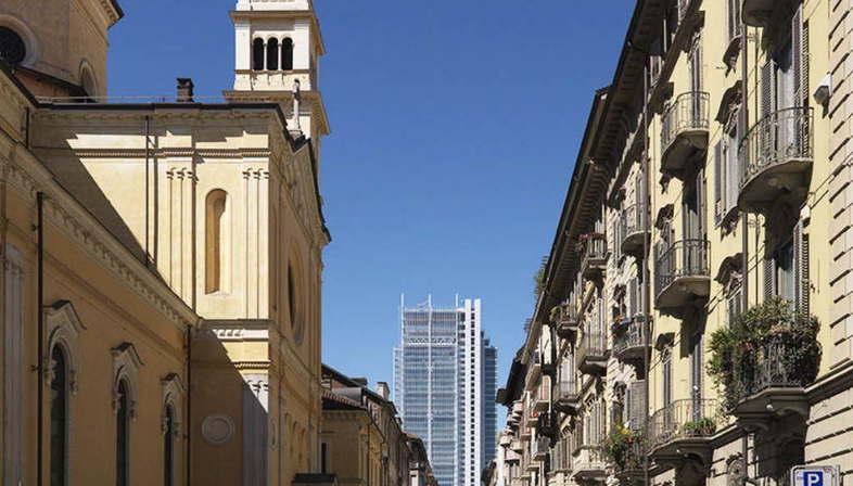 Renzo Piano Building Workshop Hochhaus Intesa Sanpaolo Turin