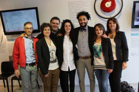 Neue Corporate Identity SpazIOFMG Events Fuorisalone 2015