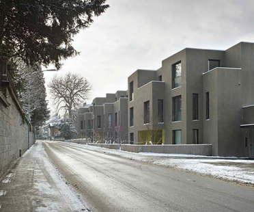 Ausstellung Miller & Maranta Veduten Architektur Galerie Berlin