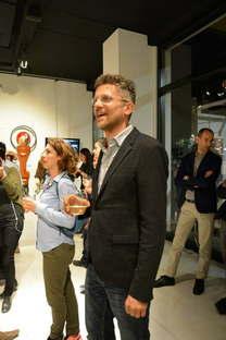 SpazioFMG Eröffnung der Ausstellung Futurecraft Tomorrow by design #1