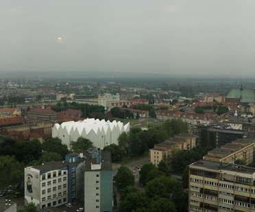 Preis Mies Van Der Rohe an Barozzi Veiga für die Philharmonie von Stettin in Polen