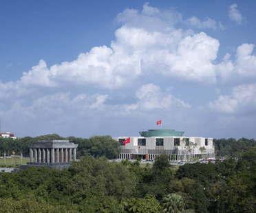 GMP Auszeichnung der vietnamesischen Nationalversammlung Hanoi Vietnam
