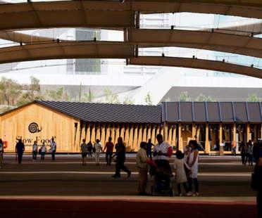 Herzog & de Meuron Slow Food Pavillon auf der Expo Mailand 2015