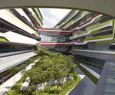 UNStudio und DP Architects Singapore University of Technology & Design