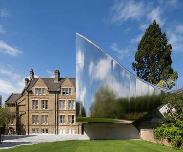 Zaha Hadid Investcorp Building Middle East Centre St Antony's College Oxford University