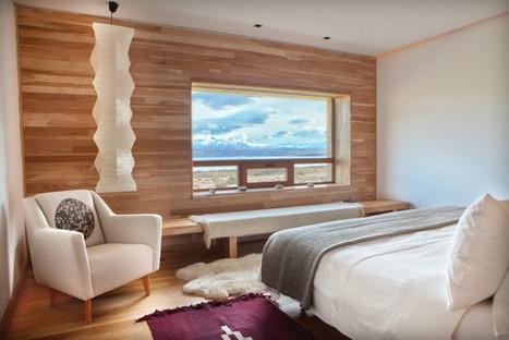 Cazú Zegers Tierra Patagonia Hotel oder Hotel del Viento Chile