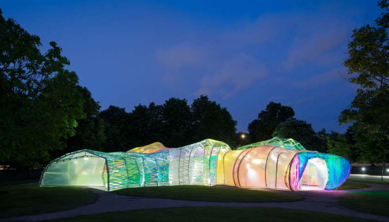Selgascano Serpentine Pavilion 2015 London
