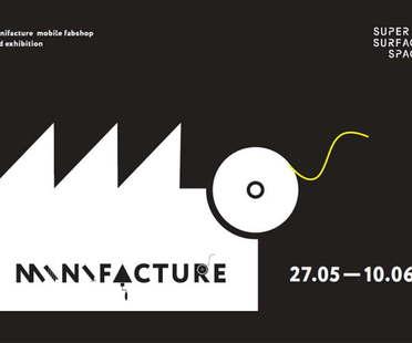 Ausstellung Minifacture SuperSurfaceSpace Moskau