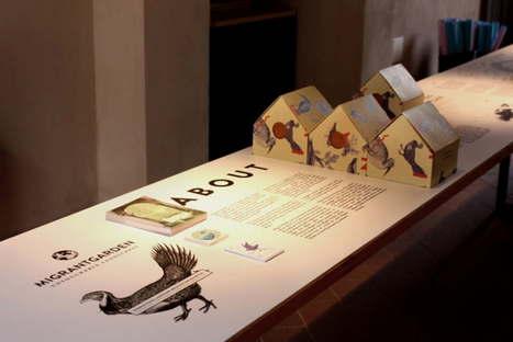 Ausstellung Projekt Migrant Garden Untouchable Landscapes Polytechnikum Mailand