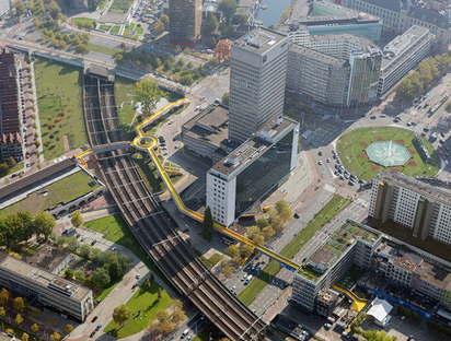 ZUS The Luchtsingel Rotterdam erste Crowdfunding-Infrastruktur