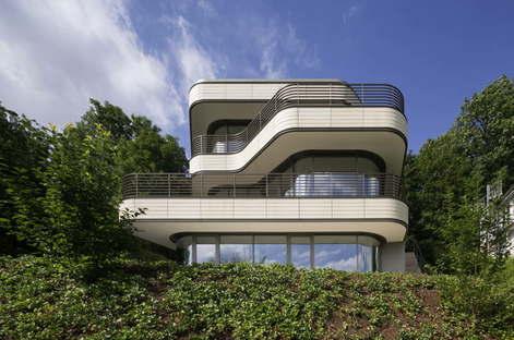 Meinhard von Gerkan gmp eröffnet die Ausstellung Aus freier Hand Architekturpavillon