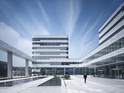Gmp Data Center of China Life Insurance Shanghai