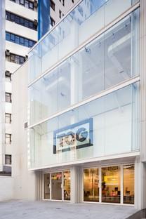Triptyque Architecture Philippe Starck TOG Concept Store São Paulo Brasilien