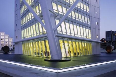 CTBUH 10 Year Award Winner 2015 Santiago Calatrava Turning Torso Malmö Schweden