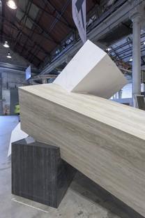 Thomas Coward Studio + Installation Artedomus The Pipers Maximum bei Sidney Indesign
