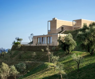David Chipperfield Architects Architektur und Landschaft Villa Eden Gardone