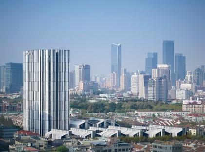 gmp haben das Stadtviertel SOHO Fuxing Lu Shanghai vollendet
