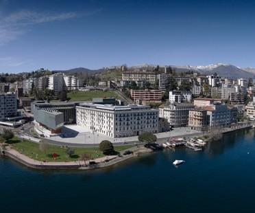 Eröffnung LAC Lugano Arte Cultura des Architekten Ivano Gianola