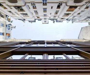 PARC Architectes neue Fassade für den Gigogne-Bau Paris