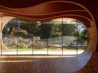 Mario Cucinella Kindertagesstätte in Guastalla