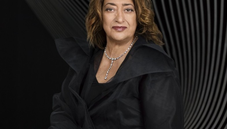 Zaha Hadid gewinnt die Royal Gold Medal 2016 RIBA