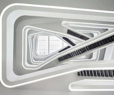 Zaha Hadid Architects Dominion Office Building Moskau