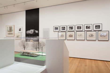 Installation view of Endless House ©2015 The MoMA. Photo:J.Muzikar
