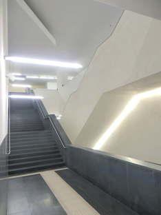 Siza Souto de Moura U-Bahnhof Municipio Neapel